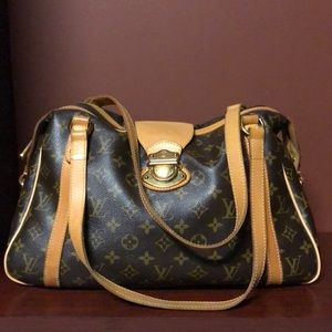 Authentic Louis Vuitton Stressa GM!